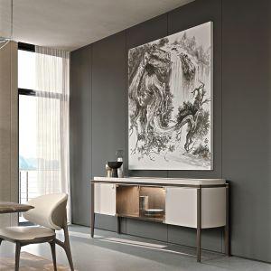 Kolekcja mebli Pinnacle włoskiej marki Turri.