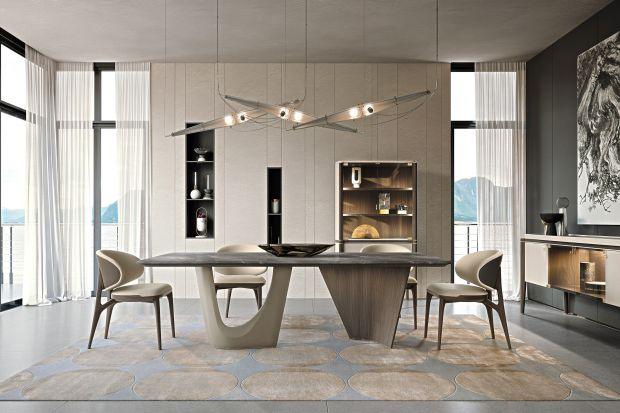 Piękne meble do salonu i jadalni. Nowa kolekcja prosto z Włoch!