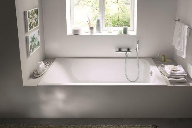 Szukasz pomysłu na wannę do łazienki? Polecamy zwłaszcza popularne wanny akrylowe. W sklepach pojawiły się właśnie nowości!