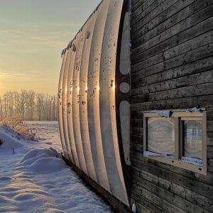 Innowacyjny dom przyszłości w duchu zero waste Fot. Wormhouse, Pfleiderer
