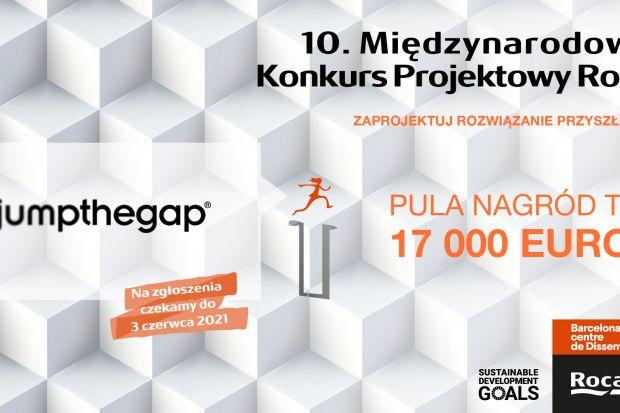 To już 10. odsłona międzynarodowego konkursu jumpthegap, organizowanego przez markę Roca we współpracy z Centrum Designu w Barcelonie. Konkurs przeznaczony jest dla designerów, projektantów przedmiotów użytkowych i studentów wzornictwa. W poprz