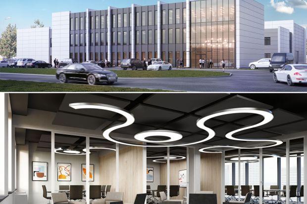 Centrum aktualnej wiedzy i inspiracji dla architektów, projektantów wnętrz, wykonawców, instalatorów czy inwestorów w zakresie oświetlenia LED, nowoczesne laboratorium badawcze i showroom nowoczesnych rozwiązań oświetleniowych - w Lesznowoli pow