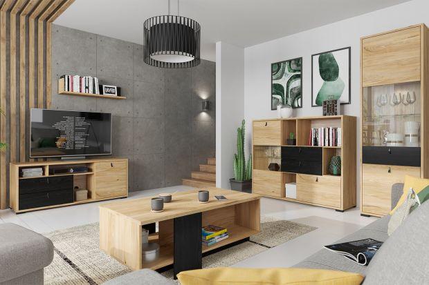 Jakie meble wybrać do salonu? Nie masz jeszcze pomysłu? Szukasz inspiracji? Wybierz do swojego salonu meble w kolorze drewna.W naszym przeglądzie znajdziesz piękne kolekcje z polskich sklepów.