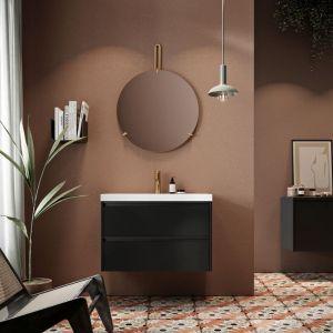 Wygląd i funkcjonalności mebli mają ogromne znaczenie w budowanie przestrzeni przytulnej. Wybierzmy takie modele, które zbudowane są z drewna lub płyty laminowanej z fakturą przypominającą drewno. Fot. Defra