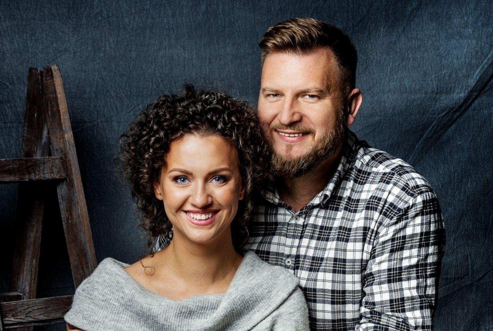 Mirella i Marcin Kępczyńscy, projektanci wnętrz, prowadzący program Para w Remont na antenie HGTV oraz kanał Mirella i Marcin na youtube