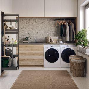Urządzamy pralnię. REJS system przechowywania House Master