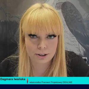 Dagmara Iwańska, właścicielka IDEALNIE Pracownia Projektowa: Nowe technologie są integralną częścią luksusu.