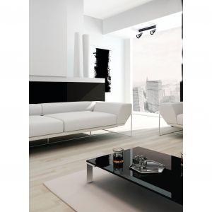 Lamp Kanlux SEMPRA w jasnym, nowoczesnym salonie prezentują się pięknie. Fot. Kanlux