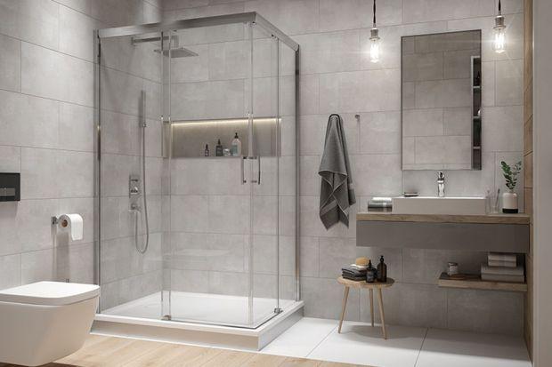 Jak przytulnie i nowocześnie urządzić niewielką łazienkę? A do tego funkcjonalnie i ciekawie? Podpowiadamy! Zobacz jedną łazienkę w trzech różnych wydaniach! Sprawdź, jak kabina prysznicowa potrafi zmienić wystój oraz klimat wnętrza.