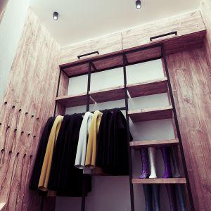 Garderoby na wymiar Premium Need 5° Homeable, projekt i wykonanie: Loftable. Fot. Loftable