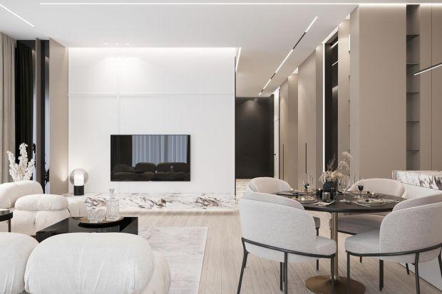 Zaprojektowanie funkcjonalnej i estetycznej przestrzeni mieszkalnej, a także kompleksowa jej aranżacja to nie lada zadanie. W stolicy można jednak znaleźć specjalistów, którzy bez wahania podejmą tę wnętrzarską rękawicę. Centrum Warszawy, 110