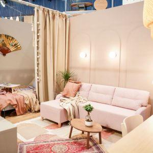 Design Dream. Pojedynek na wnętrza, odc. 4. Sofa Bastubo od IKEA w zwycięskiej aranżacji. Fot. mat. prasowe IKEA