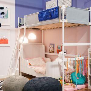 Design Dream. Pojedynek na wnętrza, odc. 5. Antresola Vitval w zwycięskiej aranżacji. Fot. mat. prasowe IKEA