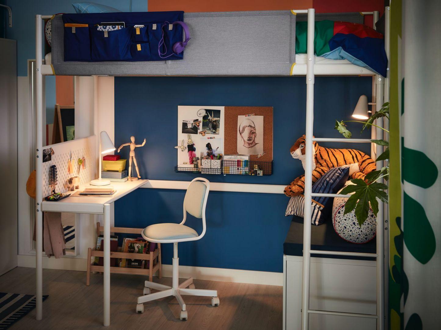 Antresola Vitval, IKEA