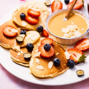 Pancakesy bananowe. Fot. Vog Polska