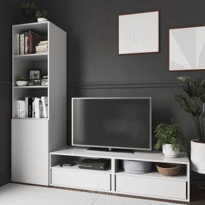 fot Castorama meble modułowe Atomia salon