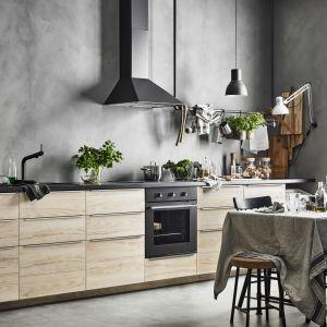 Zabudowa kuchenna z oferty marki IKEA