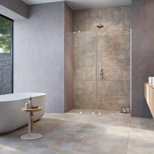 Komfortowy prysznic bez barier. Fot. Radaway