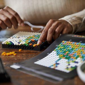 LEGO Art Mapa świata_