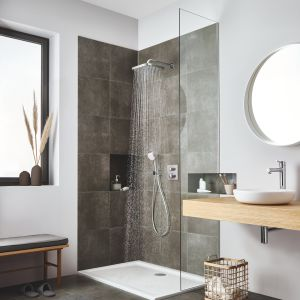 Grohe Tempesta shower system