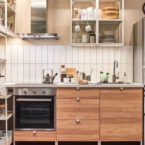 Zestaw mebli do kuchni Enhet. Dostępny w sklepie IKEA. Cena: 2.540 zł. Fot. IKEA
