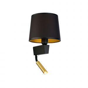 Oprócz głównego źródła światła (E27, max 40 W), lampki Chillin wyposażone są w dodatkowe źródło światła LED: G9 o mocy maksymalnej 10 W. Fot. Nowodvorski Lighting