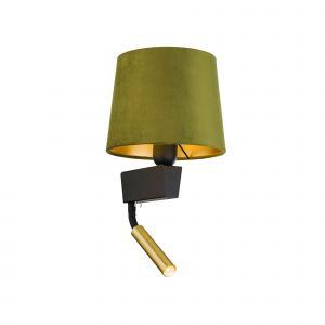 W zależności od potrzeb można zdecydować się na lampkę z jednym lub dwoma źródłami światła. Fot. Nowodvorski Lighting