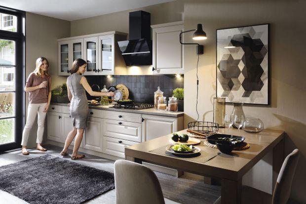Klasyka nigdy nie wychodzi z mody. Zobaczcie 10 kolekcji mebli do kuchni urządzonej w stylu klasycznym.
