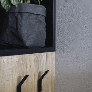 55-metrowe mieszkanie na gdańskiej Morenie. Projekt: make Architekci. Zdjęcia: Hanna Połczyńska, Kroniki Studio