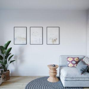 Dekoracje w sypialni. Projekt: architekt Sebastian Marach, YONO Architecture, MAST. studio - Maria Trojnara, Joanna Stawiak