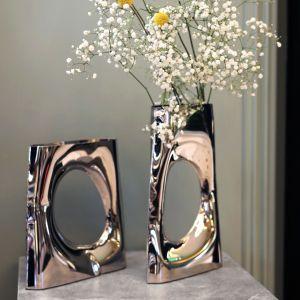 Wystawa Steel Lifes. Oskar Zięta's Vases. Fot. Opoczno