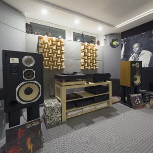 Kontrola pogłosu. Fot. Nyquista Acoustic Design