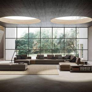 Włoska marka Jesse oferuje luksusowe meble do domu. Fot. mat. prasowe Logan