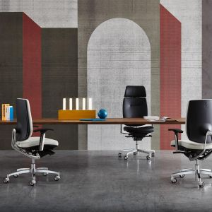 Sitland uzupełnia katalog grupy MIG o wyjątkowe siedziska, krzesła i fotele biurowe. Fot. mat. prasowe Logan