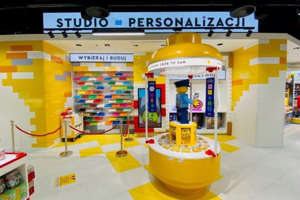 Mamy pierwszy oficjalny sklep LEGO w Polsce. Znajdziecie go w centrum handlowym Westfield Arkadiaw Warszawie.