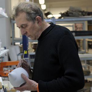 Wystawa retrospektywna Marka Cecuły, którą organizuje Instytut Wzornictwa Przemysłowego, pokaże dorobek ponad 50-ciu lat pracy twórczej artysty. Fot. mat. prasowe IWP