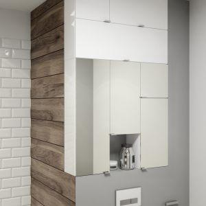 Meble do łazienki Multi Open, Multi Glass, NAS.