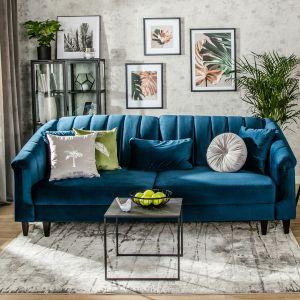 Sofa DAKAR NEW 3-osobowa, rozkładana dostępna w salonach Agata za 2.469 zł