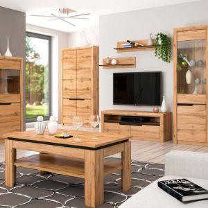 Przygotuj swoją sofę lub kanapę na kibicowanie i umieść ją na wprost ekranu. Fot. Salony Agata