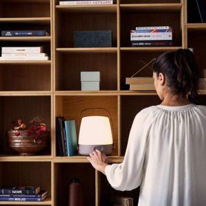 Lampy LED Synergy stworzą miły, sprzyjający rozmowom nastrój.