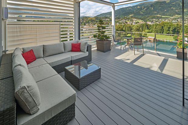 Jaką podłogę wybrać na taras i na balkon? Jak o nią dbać, aby służyła nam jak najdłużej? Podpowiadamy.Sprawdź jakie wady i zalety mają kafle, deski kompozytowe oraz deski przeznaczone do użytku zewnętrznego .<br /><br /><br