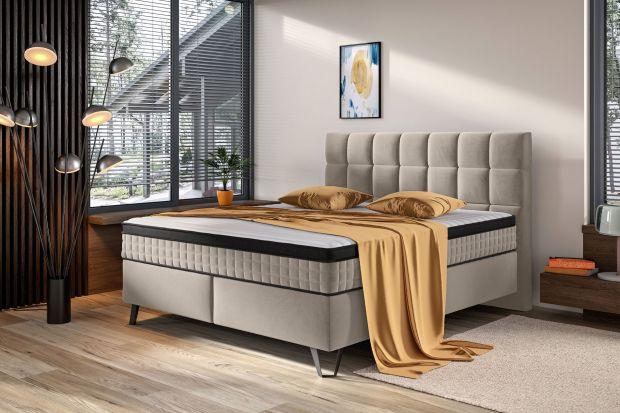 Jak urządzić piękną i wygodną sypialnię? Wybrać łóżko tradycyjne czy kontynentalne? Co sprawdzi się w małym wnętrzu, a co doda przytulności? Mamy dla ciebie kilka fajnych pomysłów. Zobacz jak urządzić modną sypialnię, która zapewni sp