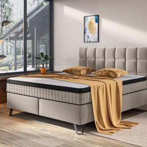 Łóżko kontynentalne Alexander. Fot. Comfort4U
