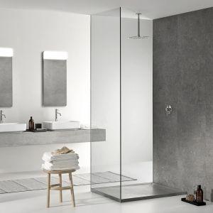 Brodzik Sestra - nowoczesny pomysł do łazienki. Fot. Geberit