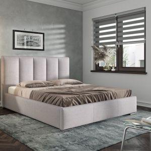 Łóżko tapicerowane Vanessa marki Comforteo. Cena 1.040 zł