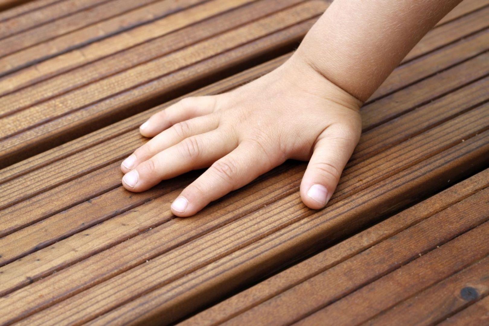 Termowane drewno staje się odporne na szkodniki, grzyby i bakterie. Fot. JAF Polska
