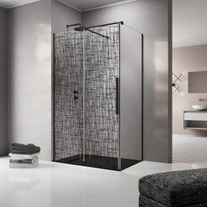 Modna strefa prysznica. Fot. Radaway