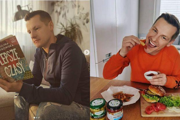 Aktor Marcin Mroczek, grający rolę Piotrka Zduńskiego w serialu M Jak Miłość mieszka w podwarszawskim Wawrze. Aktor chętnie pokazuje wnętrze swojego pięknego domu na Instagramie. Jak mieszka? Zobaczcie!