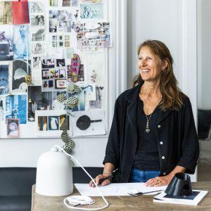 Maria Berntsen, duńska projektantka oświetlenia. Mat. prasowe Ardant.pl