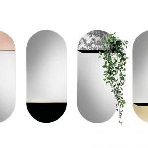 NOVI to połączenie różnych kolorów luster i materiałów, dające niezwykłe bogactwo możliwości aranżacyjnych. Od 999 zł, Giera Design, gieradesign.pl
